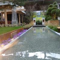 Tuin bij Tuinexpo Salland
